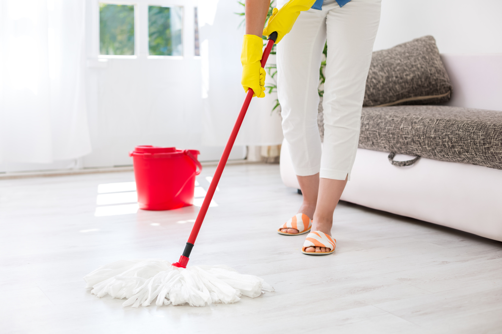 Event party cleanup